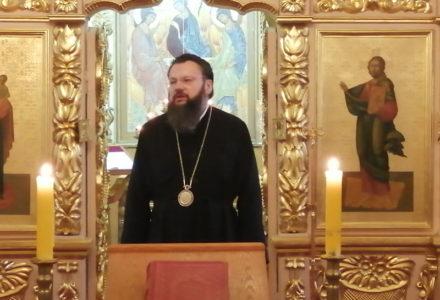 Богослужение в 15-ю Неделю по Пятидесятнице